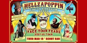 Hellzapoppin Circus FREAK SHOW