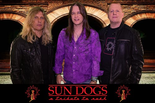 Sun Dogs: A Tribute to Rush!