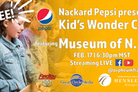Kid's Wonder Club   Archeology Awareness Month with Museum of N. AZ