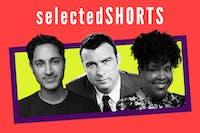 Selected Shorts: Maulik Pancholy, Natasha Rothwell & Liev Schreiber