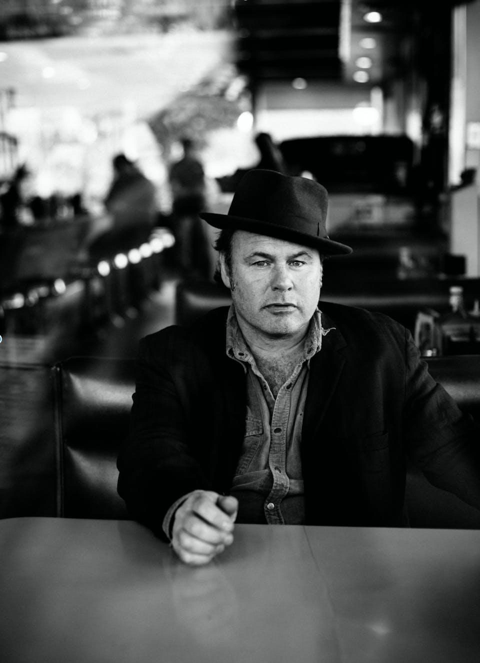 Martin Sexton -- Late Show