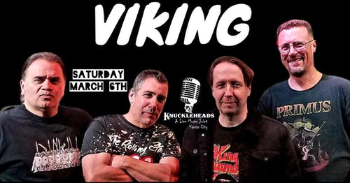 The Viking Band & Sworn to Secrecy In the Gospel Lounge