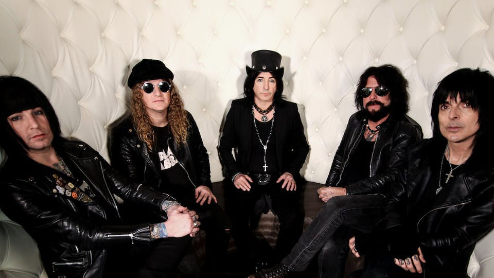 L.A. GUNS - Live At The Whisky A Go Go - Livestream Event