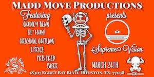 Madd Move Showcase featuring Quinn Benn, Lil Hum, Original Outlaw, & more