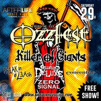 A Tribute to Ozzfest - Free Show in The Afterlife Music Hall