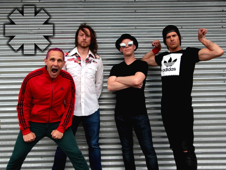 Red NOT Chili Peppers (RHCP Tribute Band - Early Show)