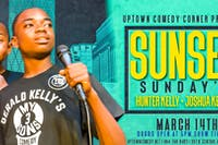 Sunset Sunday's  Comedy Show w/ Hunter & Joshua Kelly
