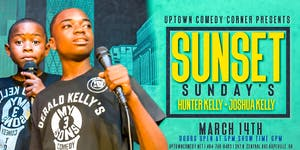 Sunset Sunday's  Comedy Show w/ Hunter & Joshua Kelly