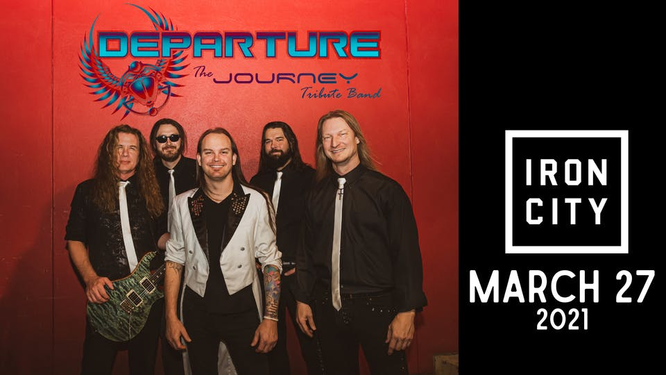 Departure: A tribute to Journey