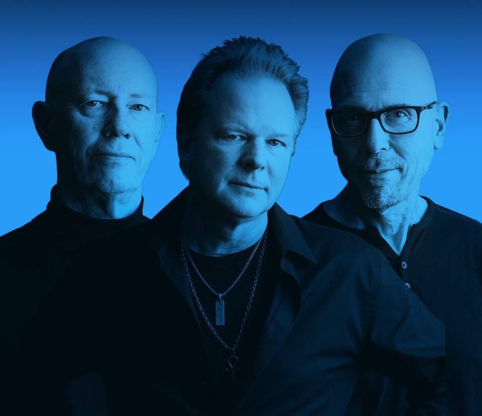 Hard Blue -- Late Show