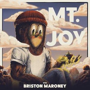 MT. JOY  with Briston Maroney *Live Cruise-in Concert*