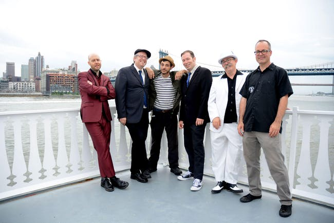 """The Slackers - """"30 Year Anniversary Tour"""" at El Corazon"""