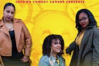 Sunset Sunday's  Comedy w/ Whole Squad is Funny, Randi ,LuhRay & Dutchess
