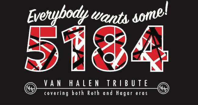 5184 Van Halen Tribute
