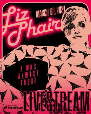 Liz Phair - I Was Almost There Live stream