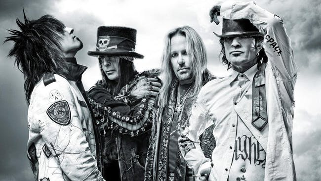 Motley Crue, Poison & Def Leppard Tribute