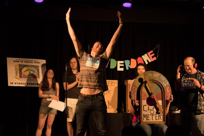 PUNDERDOME®: NYC's (and the Globe's) Comedy PUN Show! 4/7