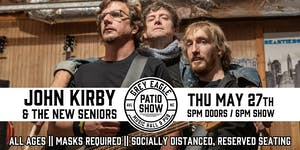 PATIO SHOW:  John Kirby and the New Seniors