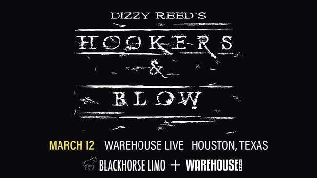 DIZZY REED'S HOOKERS & BLOW, THE DIRTY RECKLESS, AFTER 11