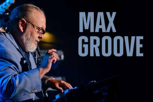 Max Groove Piano Bar Show (No Cover + Happy Hour)