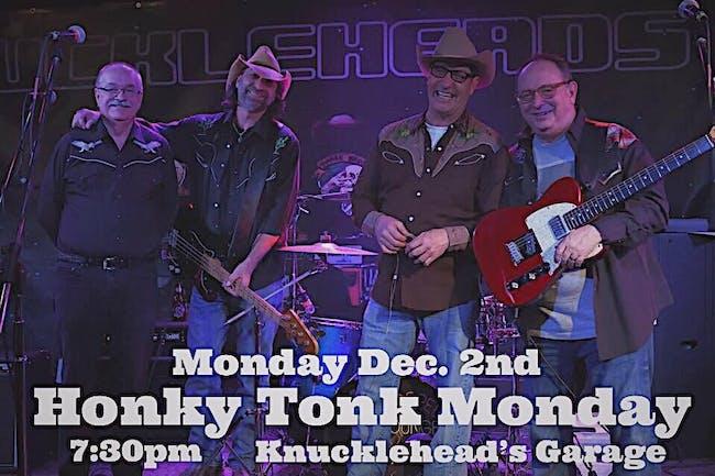 Honky Tonk Monday