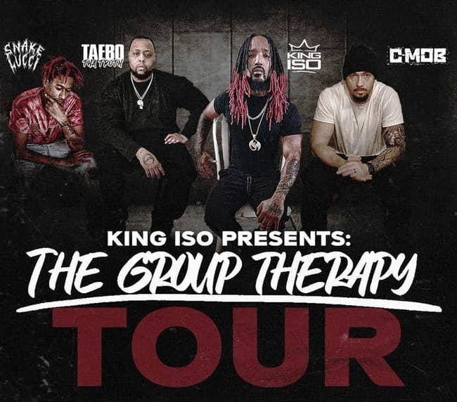 King Iso - Group Therapy Tour