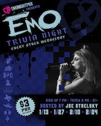 EMO TRIVIA NIGHT