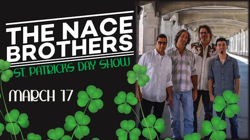 The Nace Brothers St Patrick's Day Parade & Show