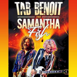 TAB BENOIT + SAMANTHA FISH *Live Cruise-in Concert*