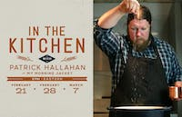 IN THE KITCHEN WITH PATRICK HALLAHAN OF MY MORNING JACKET