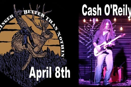 Jake Stringer and Better Than Nothin' and  The Cash O' Riley trio