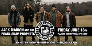 PATIO SHOW: Jack Marion And The Pearl Snap Prophets
