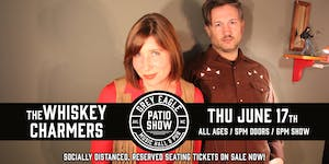 PATIO SHOW: The Whiskey Charmers