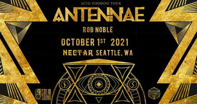 Rescheduled: AN-TEN-NAE with special guests