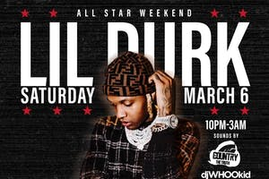 Lil Durk All-Star Weekend at Paparazzi Atlanta, GA 3/6