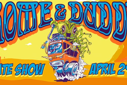 Rome (Sublime) & Duddy (of The Dirty Heads)  (LATE SHOW) - Rescheduled