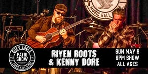 PATIO SHOW: Roots and Dore