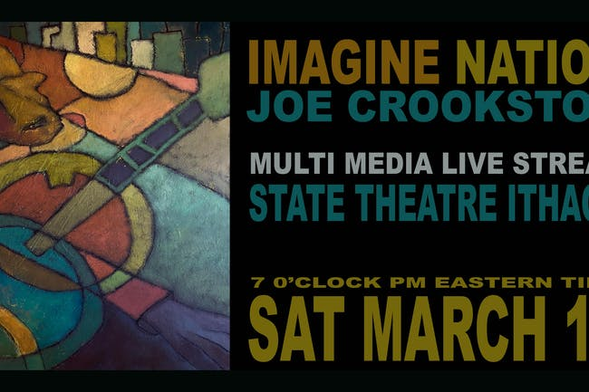 Joe Crookston: Imagine Nation