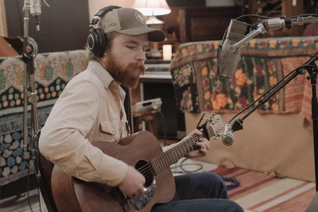 Colter Wall and the Scary Prairie Boys