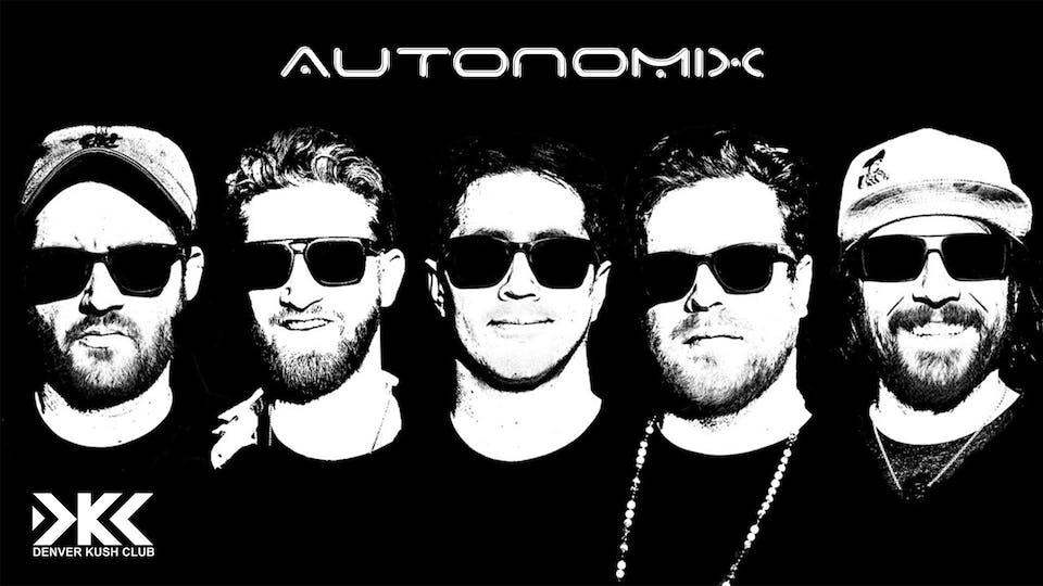 Autonomix / Since JulEYE -- Late Show