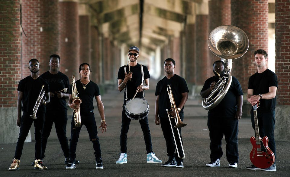 New Breed Brass Band (Early Show)