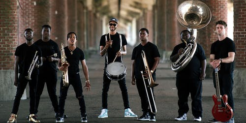 New Breed Brass Band (Late Show)