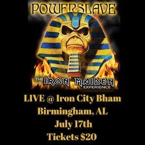 Powerslave - The Iron Maiden Experience