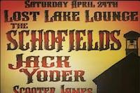 The Scholfields / Jack Yoder / Scooter James