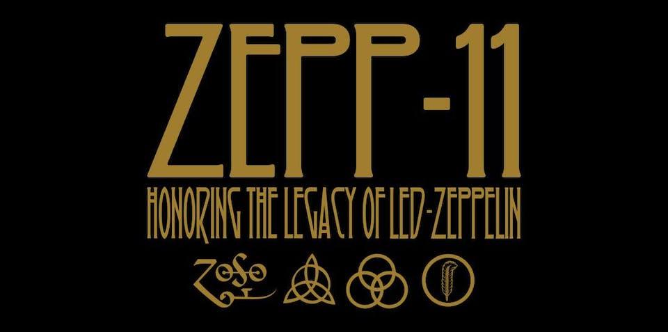 Zepp11 (Ultimate Led Zeppelin Tribute)
