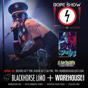 THE DOPE SHOW (TRIBUTE TO MARILYN MANSON)