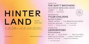 Hinterland Music Festival 2021