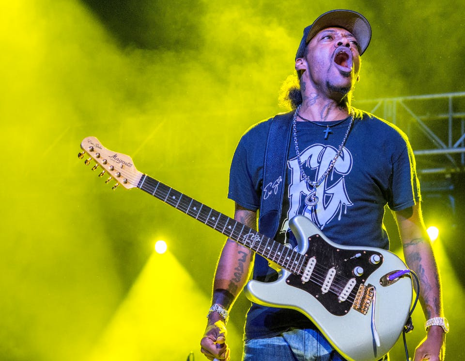 2nd Show Added! Eric Gales