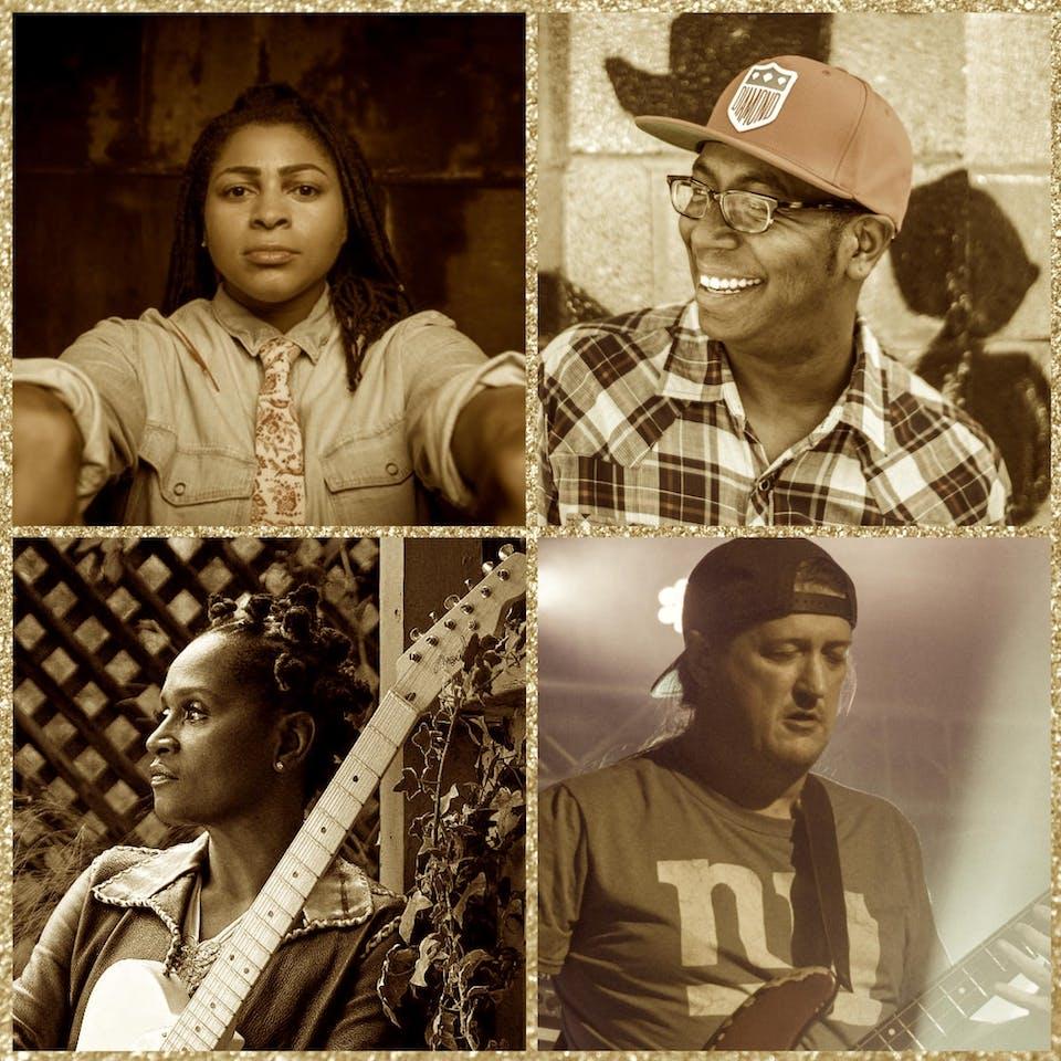 KAMANI featuring Nigel Hall, Nikki Glaspie, Kat Dyson & Matt Lapham