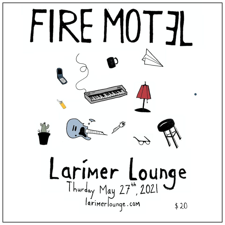 Fire Motel -- Early Show